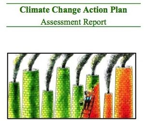 Monitoring report on Turkey's Climate Change Action Plan