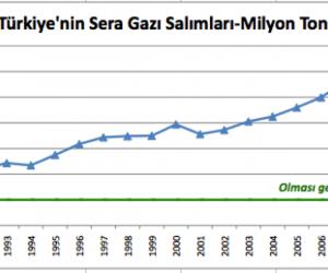 Türkiye'nin 2010 Seragazı Envanteri Değerlendirmesi: Rekorlarını kırdı.